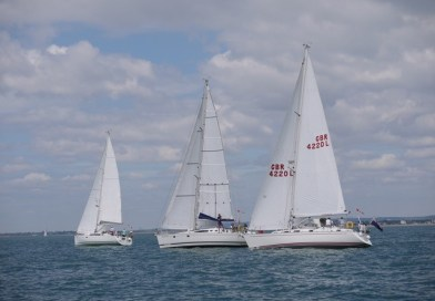 08-09 July: Round the Island (via Lymington) Fun Races