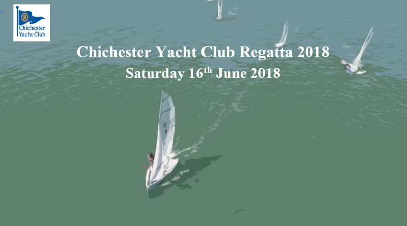 CYC Regatta – 16th June 2018