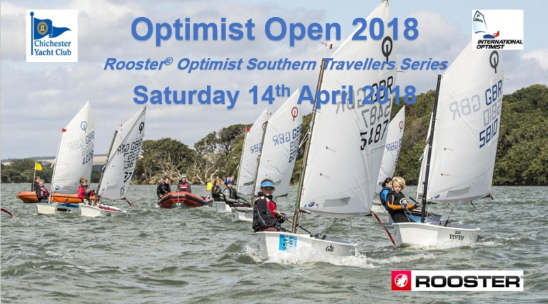 Optimist Open 2018 – Saturday 14th April