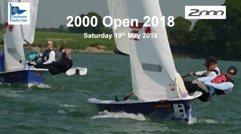 CYC 2000 Open – 19th May 2018
