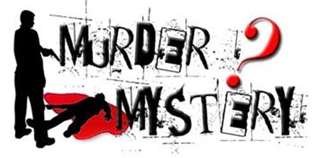 Murder Mystery Dinner 23rd February