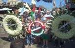 shatila people commemorating