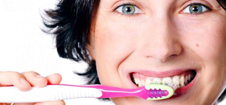 Un cepillado correcto de dientes