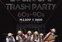 Loukoumi, Trash Party