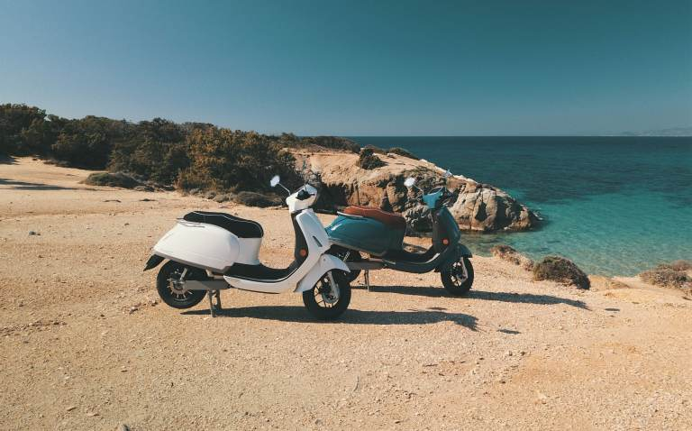 The sustainable Cyclades