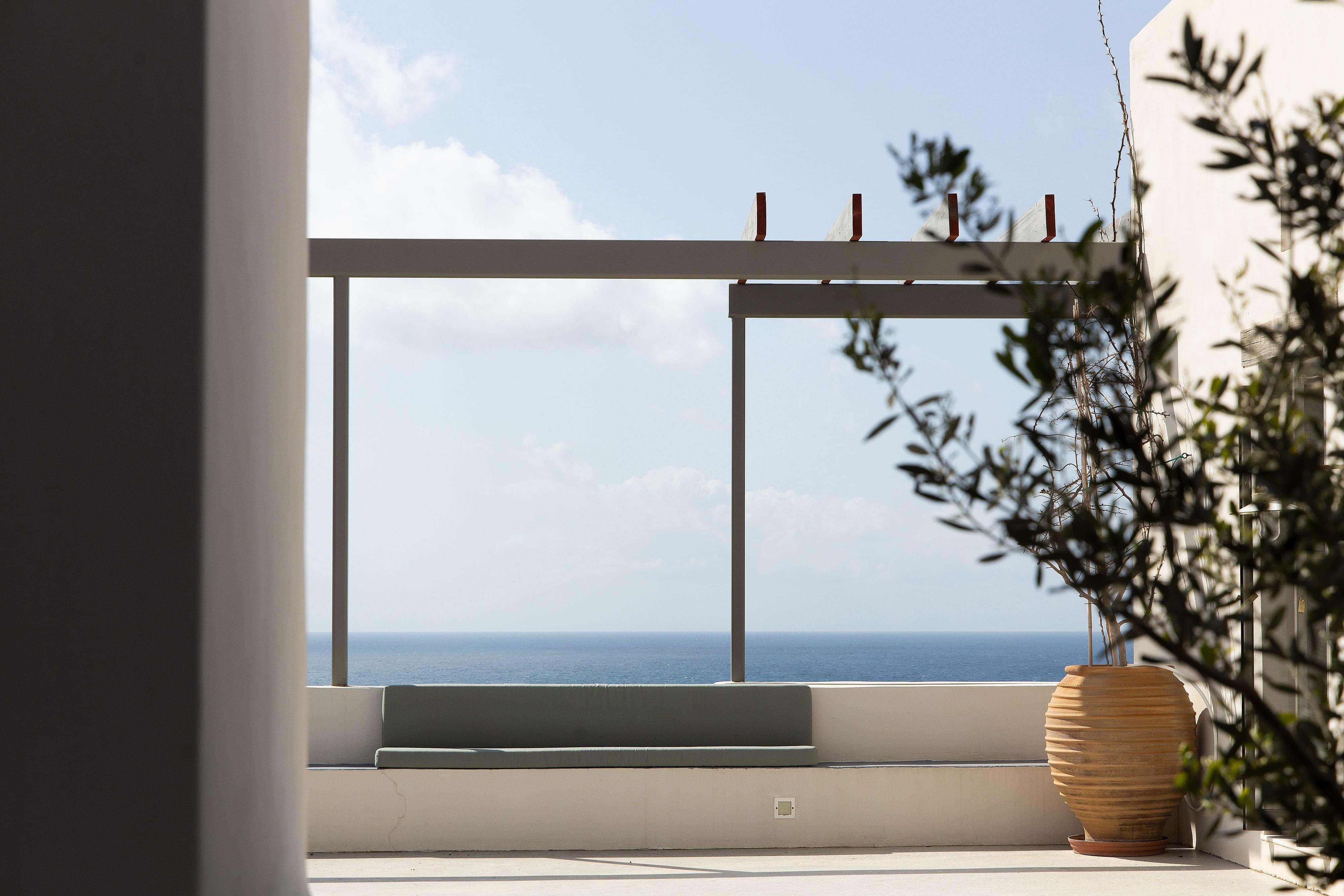 Plaka Hill Villa   Naxos Island