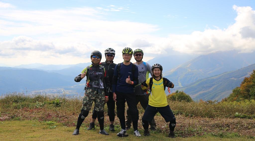 白馬岩岳 MTBパーク 体験レポート Vol.01