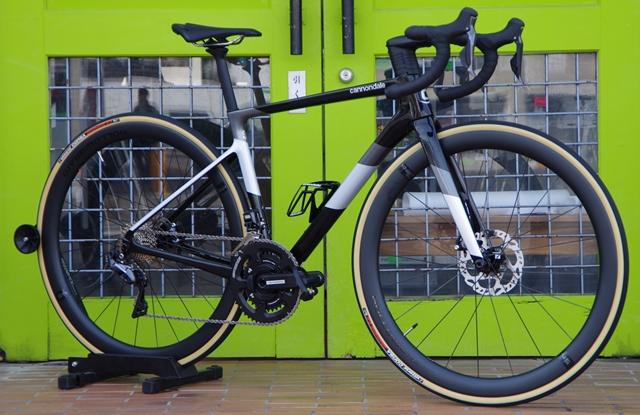 My Bikes Vol.151 cannondale SuperSix Evo Hi-Mod Disc Ultegra Di2