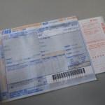 Garmin Edge520 故障:その4 梱包して台湾に郵送