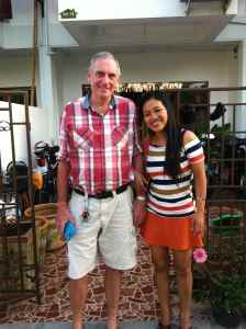 Lovely hosts in Chiang Mai