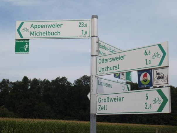 With all these great destinations, sometimes is hard to choose which way to go.
