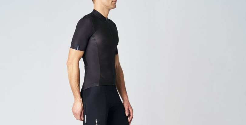 La Passione Lightweight Jersey Raw Black