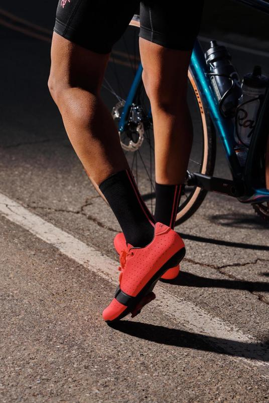 rapha classic shoe red