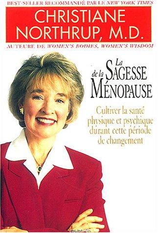 sagesse menopause livre