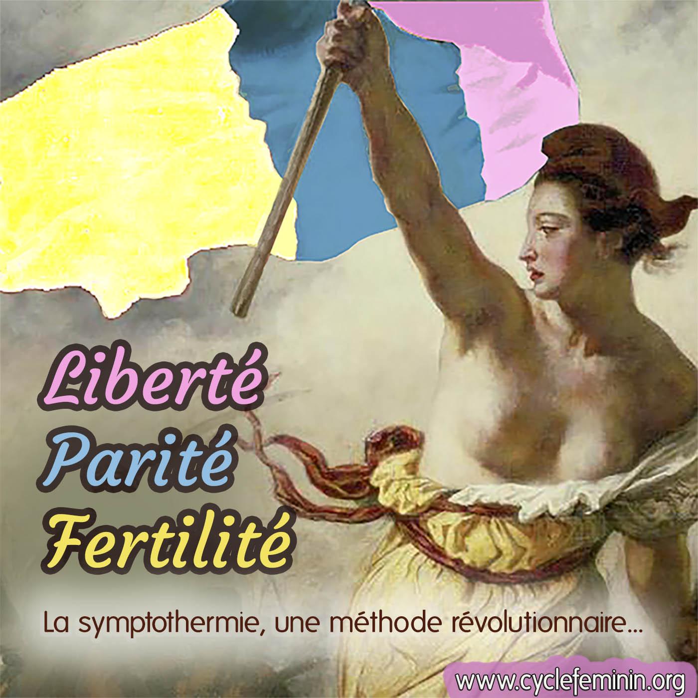 Rejoignez la révolution du cycle féminin en pratiquant la symptothermie !