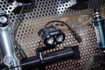 Und dann kommt noch neues Licht in Form der R2i die man mit einem separaten Akku als Taschenlampe nutzen kann
