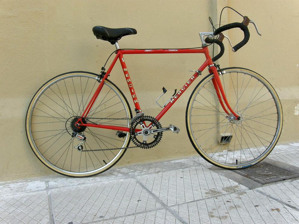 ποδήλατο, κούρσα, αναπαλαίωση, service, συντήρηση, mercier, bicycle, road, restoration,