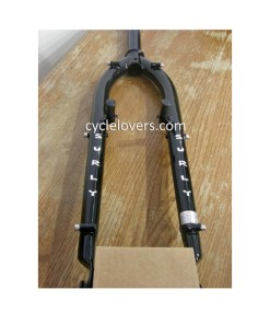 bicycle, fork, mtb, 26, surly, troll, fork, suspension, corrected