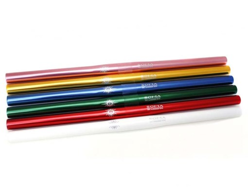 τιμόνι, ποδηλάτου, ποδηλατικό, 25.4, χρωματιστό, soma, handlebar, bicycle