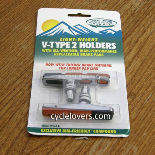 V-Type2 Holder kool-stop brake pads