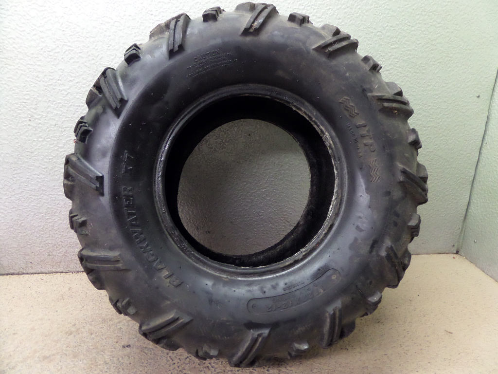 hight resolution of details about 2002 yamaha grizzly 600 4x4 itp rear tire a