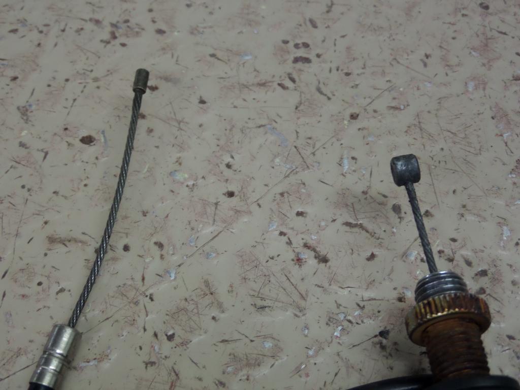 Honda Ct 125 Choke Cable