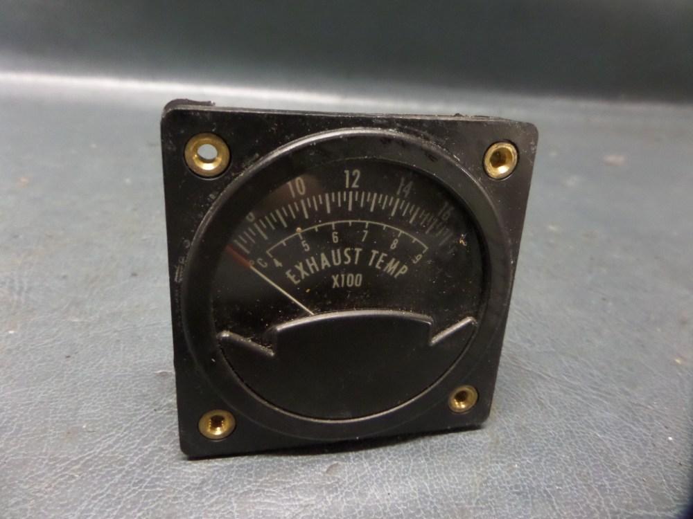 medium resolution of westberg westach 2a2 egt exhaust temp gauge aircraft aviation homebuilt k wire