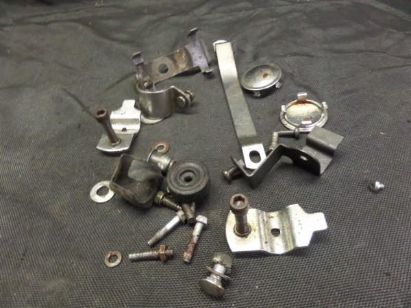 1985 HONDA GL1200A GOLDWING MISC HARDWARE ACCESSORIES eBay
