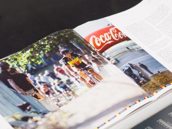 Printing the 2014/2015 Cyclocross Album