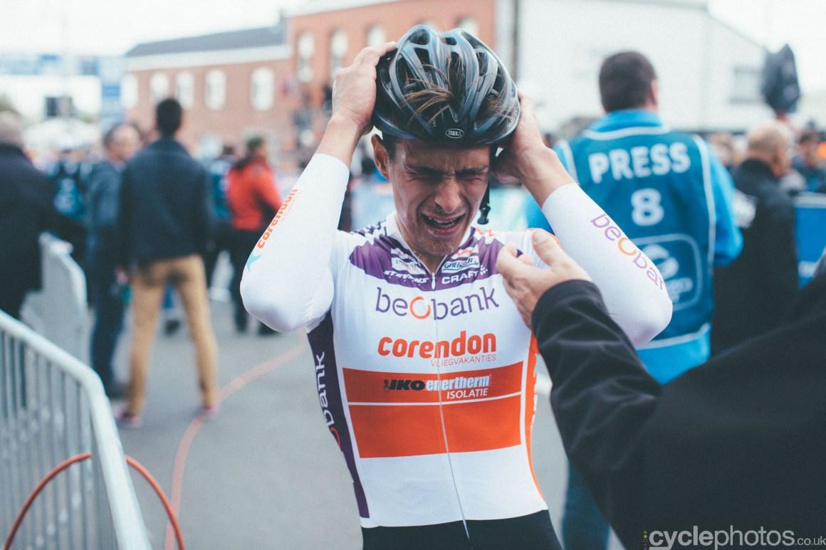 Cyclocross DVV Verzekeringen Trofee #1 - Ronse, BEL
