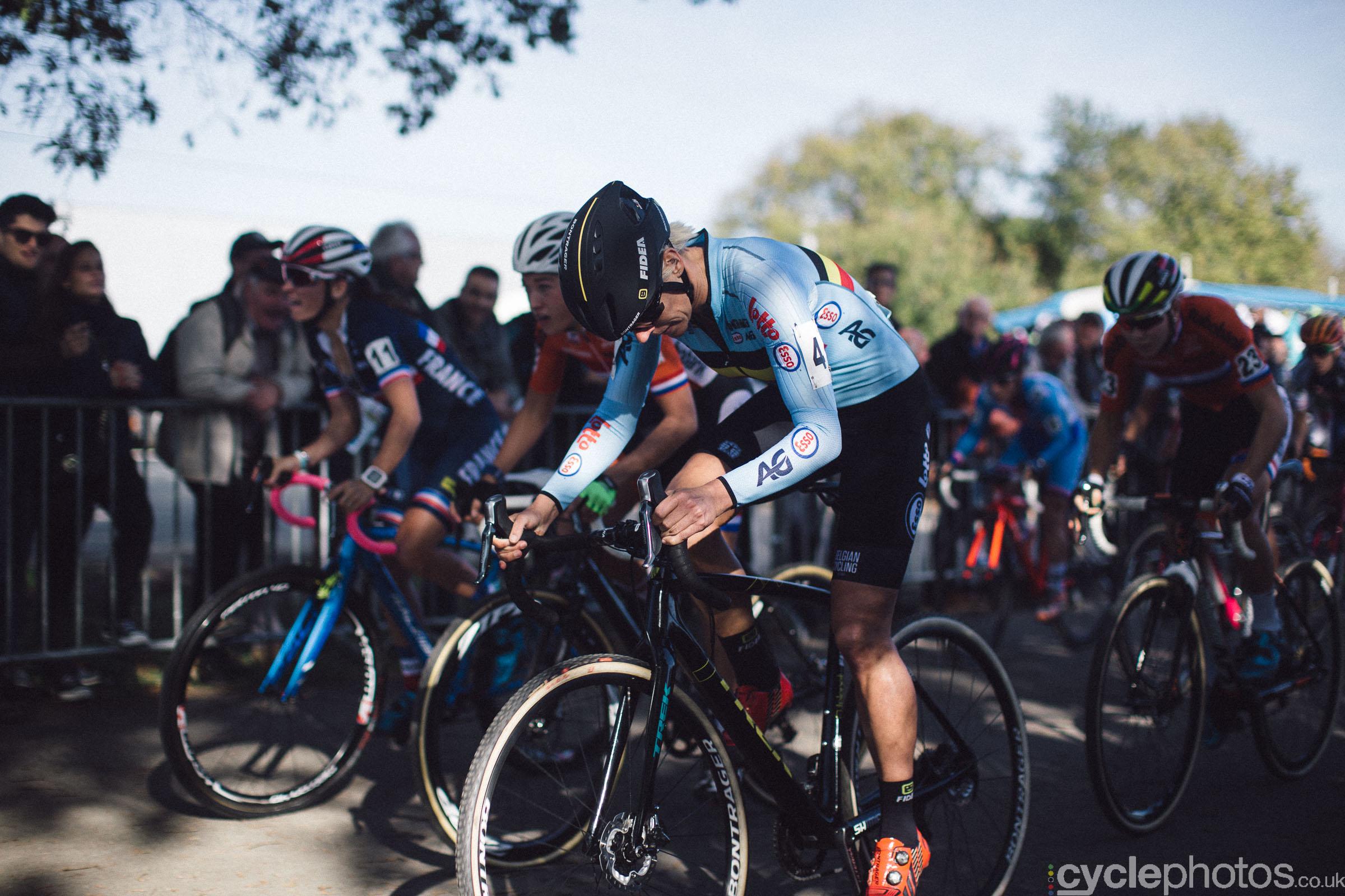 2016 UEC European Cyclocross Chamionships, Pontchatea, France