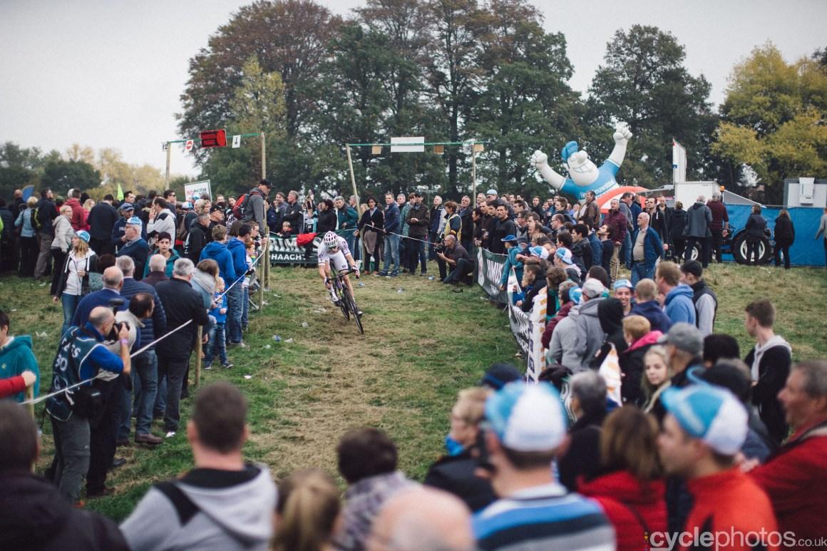 Cyclocross DVV Verzekeringen Trofee #2 - Koppenbergcross, BEL