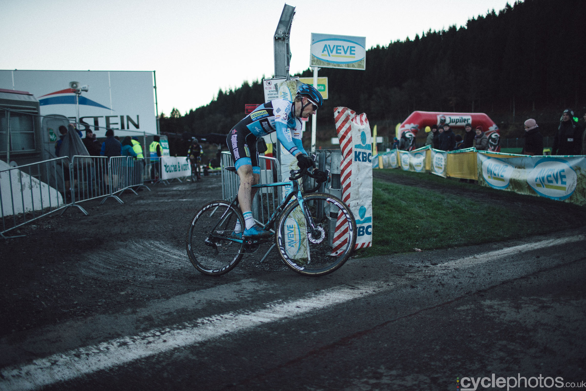 Cyclocross Superprestige #5 - Spa-Francorchamps, BEL