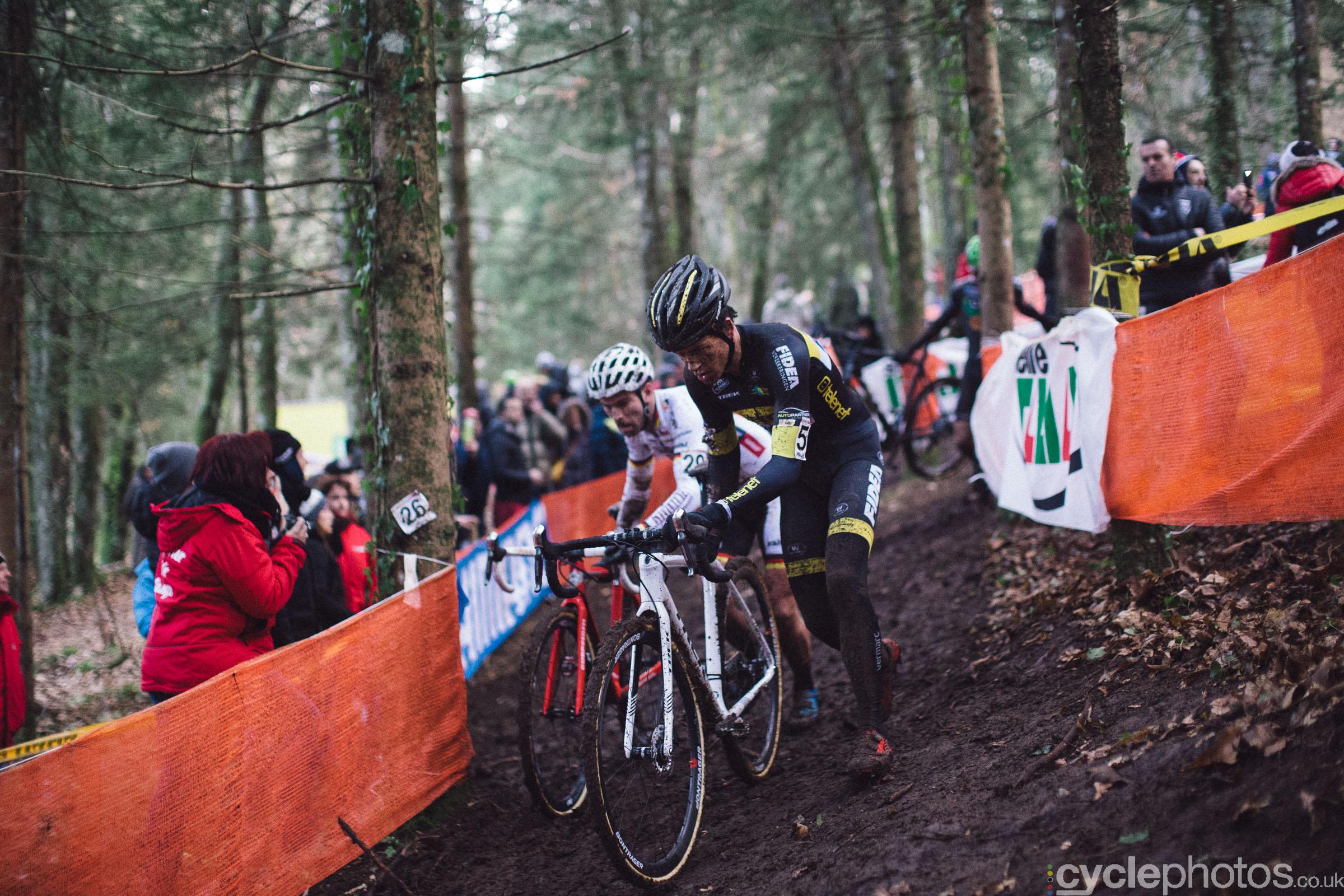 UCI Cyclocross World Cup #8 - Fiuggi
