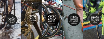 All previous Cyclocross Albums are available now!