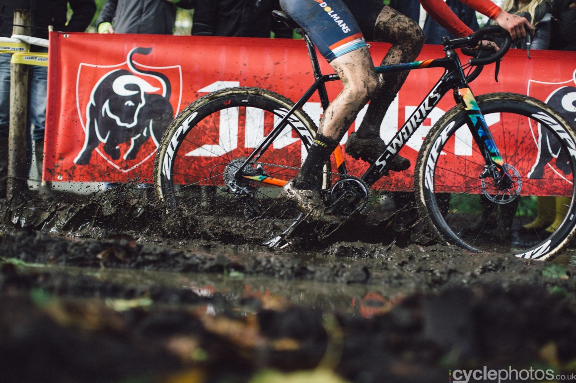 Christine Majerus at Cyclocross Superprestige #5 - Gavere, BEL