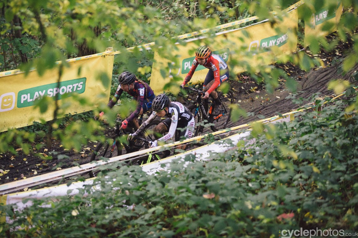 Alice Maria Arzuffi at Cyclocross Superprestige #5 - Gavere, BEL