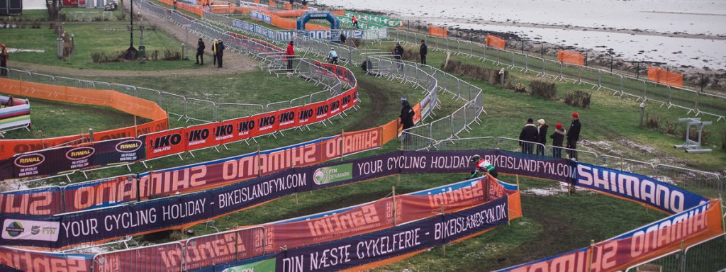 2019 Cyclocross World Championships, Bogense, Training Day 1