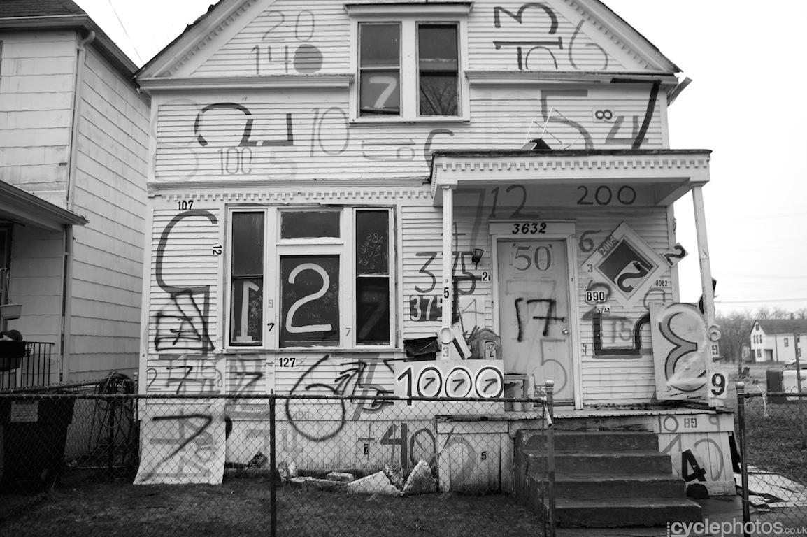 Detroit. Photo by Balint Hamvas / Cyclephotos