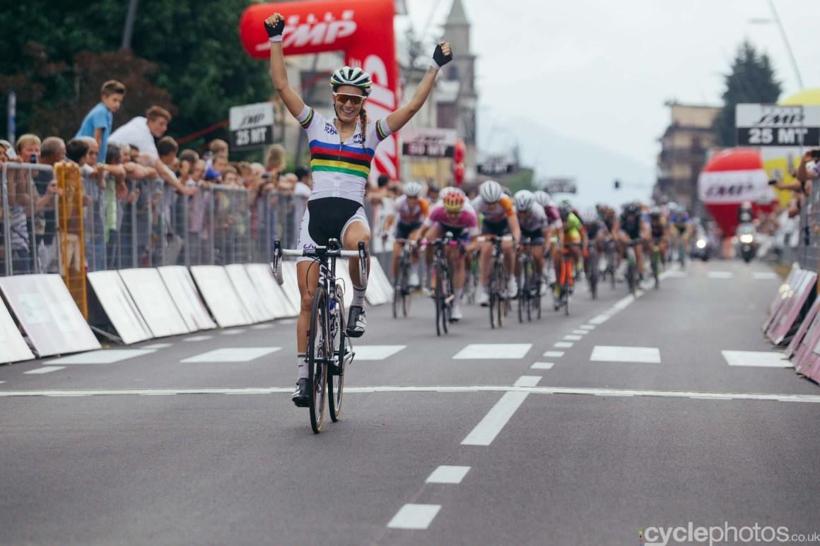 Pauline Ferrand Prevot, Giro Rosa 2015 - Stage 5
