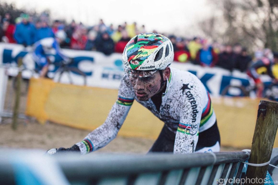 2015 Cyclocross World Cup Koksijde cyclocross photos, Mathieu van der Poel