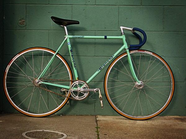 Bike Porn 1981 Bianchi Super Pista
