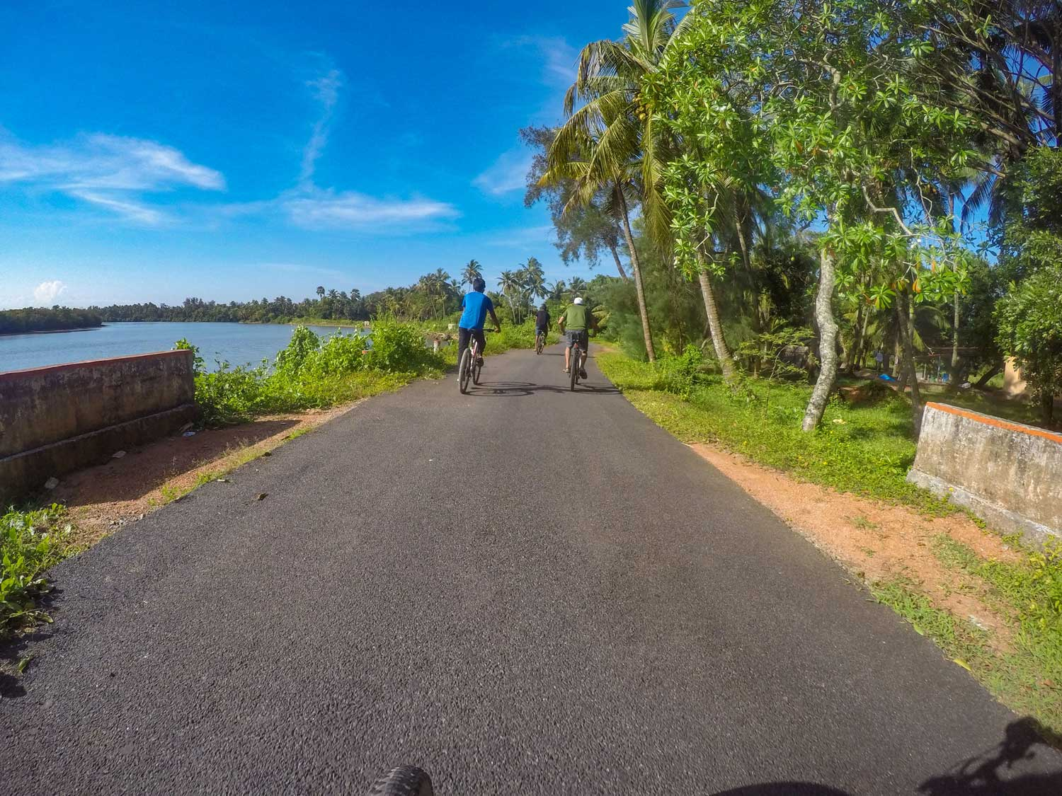 Cycling Tours Karnataka River - Cycle Odyssey
