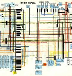 hondamatic cb750a wiring diagram eurozone wiring diagram yamaha xt500  [ 1250 x 975 Pixel ]
