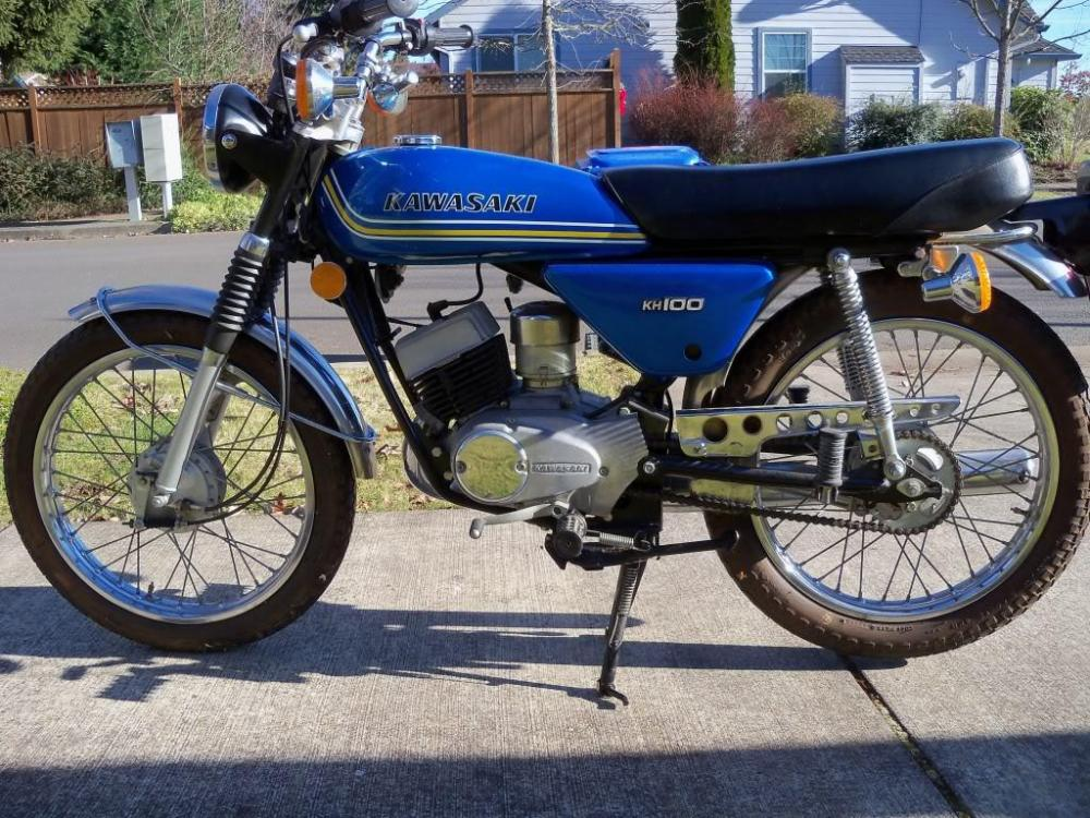 medium resolution of 1976 kawasaki kh100