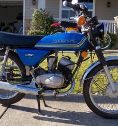1976 kawasaki kh100 2 [ 1024 x 768 Pixel ]