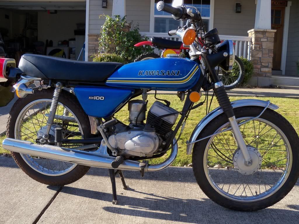 hight resolution of 1976 kawasaki kh100 2