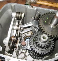 bmw airhead transmission shifting mechanism [ 1600 x 1200 Pixel ]