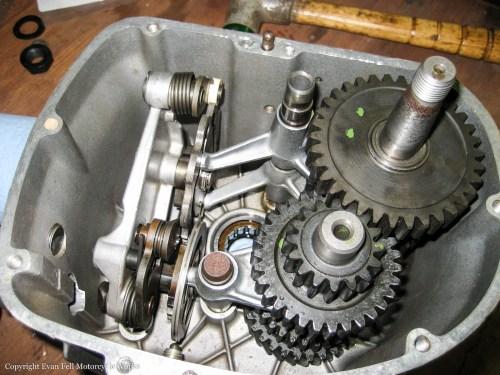 small resolution of bmw airhead transmission shifting mechanism