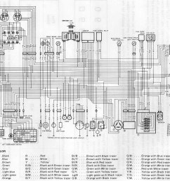 suzuki wire diagram wiring diagram todayssuzuki madura gv1200glg wiring diagram evan fell motorcycle works suzuki tach [ 1261 x 889 Pixel ]